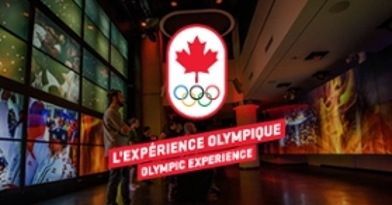 Canadian Olympic Experience- Interactive Exhibition