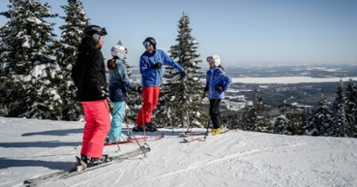 Ski Mont-Orford - Family package at a low price!
