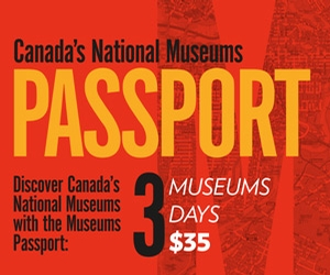 Museums 3 Days Passport