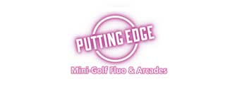 Putting Edge Laval Centropolis Glow-In-The-Dark Mini Golf & Arcades