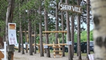 Le Sablon Beach and Camping