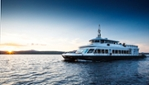 Climb aboard the Grand Cru for a gourmet cruise