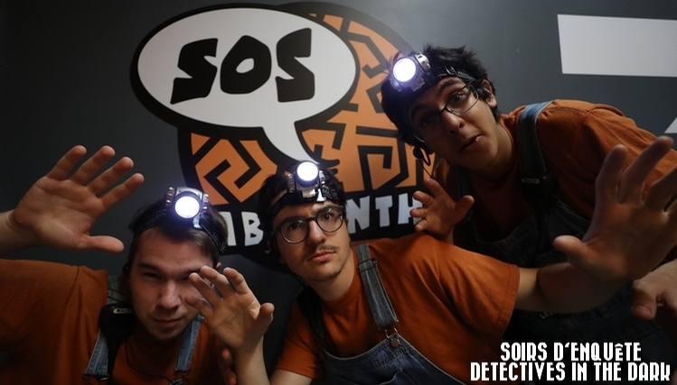 Put Your Problem-Solving Skills to the Test at SOS Labyrinthe