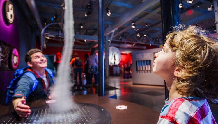 Delve into Science and Technology at the Montréal Science Centre