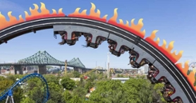 La Ronde - Amusement Park Six Flags