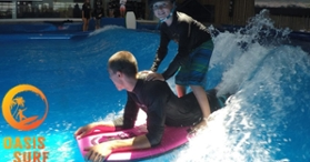 Oasis Surf Brossard -  indoor surfing Quartier DIX30