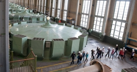 Beauharnois Hydroelectric Generating Station - Free Tours - Hydro Quebec