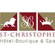 ST-CHRISTOPHE HÔTEL     BOUTIQUE & SPA Logo